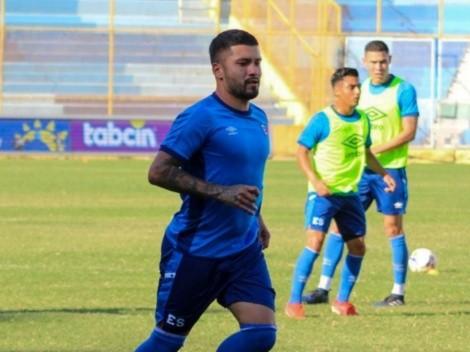Oficial: Alineación de El Salvador para enfrentar a Granada
