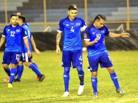 El Salvador comenzó con el pie derecho la eliminatoria