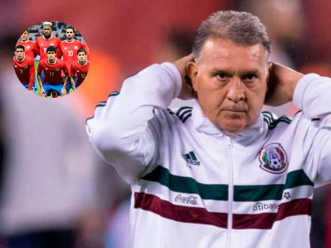 Tata Martino destacó a Costa Rica como potencia de Centroamérica