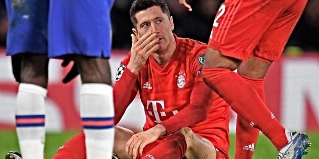 PSG vs Bayern de Múnich | Robert Lewandowski es baja ante ...