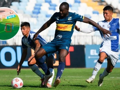 Cecilio Waterman debuta en Everton de Chile con asistencia ganadora