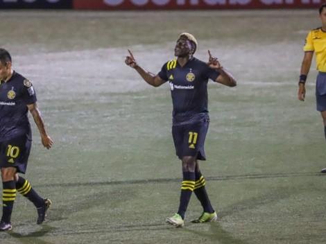 Columbus Crew aplastó 4-0 a Real Estelí [VIDEO]