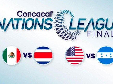 Sede confirmada para las Finales de la Liga de Naciones de Concacaf
