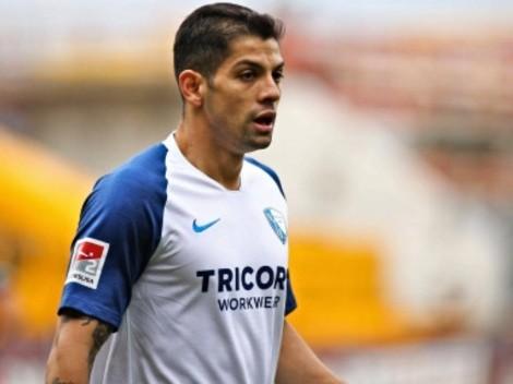 ¡Cristian Gamboa a un paso de la Bundesliga!