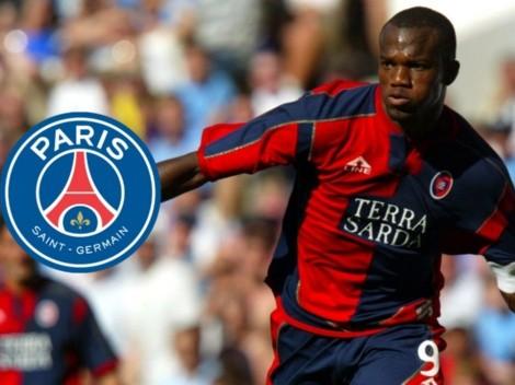 David Suazo estuvo cerca de jugar en el Paris Saint Germain