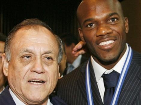 David Suazo lamentó la muerte de Chelato Uclés