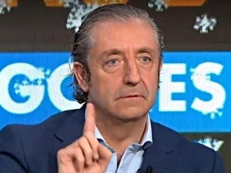 ¡Josep Pedrerol muy crítico con el arbitraje y el VAR!