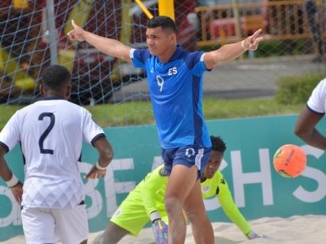 El Salvador 15-1 República Dominicana: ver aquí los goles