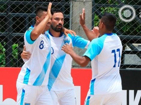 Eliminatorias a Rusia 2021: Guatemala avanzó a cuartos