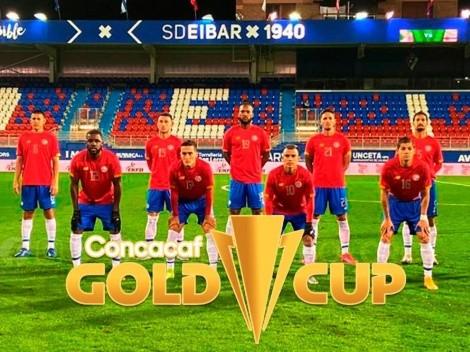 Copa Oro 2021: calendario de partidos de la Selección de Costa Rica