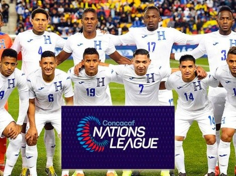 Honduras presenta nómina final para el Final Four