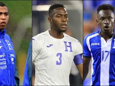 El 11 titular con el que podría salir Honduras contra Estados Unidos