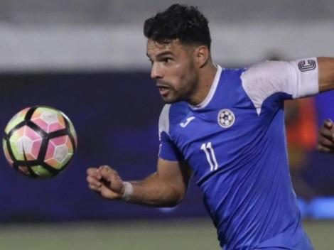Barrera podría volver a jugar en Guatemala