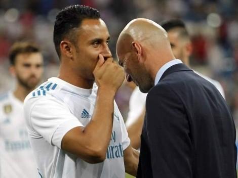 ¡Zidane dejó de ser el DT del Real Madrid!