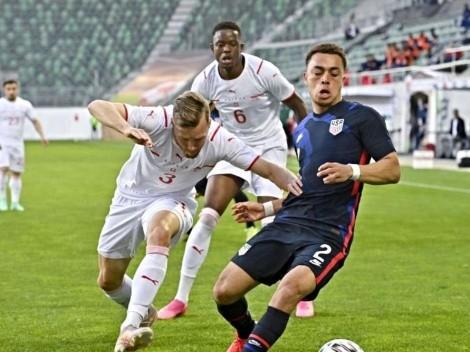 ¡Estados Unidos pierde antes de enfrentar a Honduras!