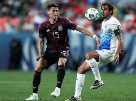 Costa Rica fue eliminado en la tanda de los penales