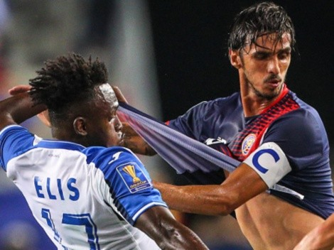 Historial de Honduras vs Costa Rica