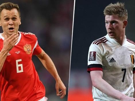 Bélgica vs. Rusia: cuándo, dónde y por qué canal ver el partido por la primera fecha del Grupo B de la Eurocopa 2020 en Centroamérica