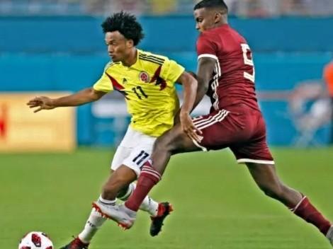 Colombia vs Venezuela: todos los detalles del partido