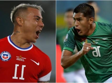Todos los detalles de Chile vs Bolivia