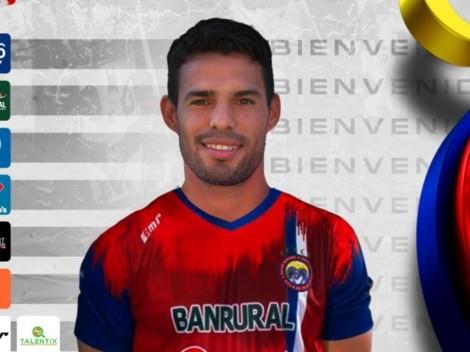 Juan Barrera tiene nuevo equipo