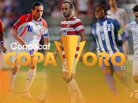 Copa Oro: los 10 máximos goleadores de toda la historia