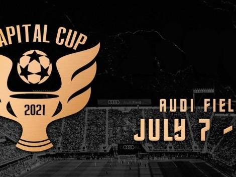 Alianza disputará la Capital Cup en Washington