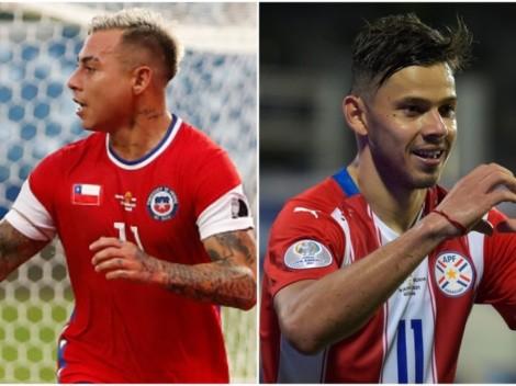 Todos los detalles de Chile vs Paraguay