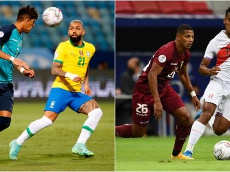 Cómo quedó el Grupo B de la Copa América
