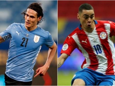 Uruguay vs Paraguay: cuándo, dónde y por qué canal ver el partido por la quinta fecha del Grupo A de la Copa América en Centroamérica