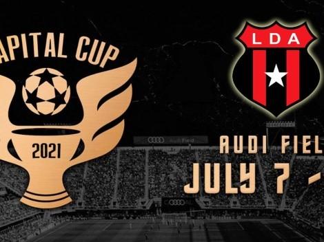 Alajuelense disputará torneo amistoso en Estados Unidos