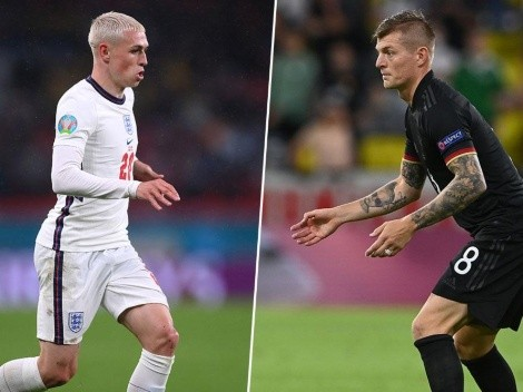 Inglaterra vs. Alemania: cuándo, dónde y por qué canal ver el partido por los octavos de final de la Eurocopa 2020 en Centroamérica