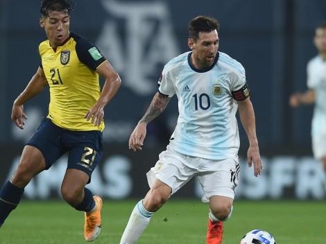 Argentina vs Ecuador: cuándo, dónde y por qué canal ver el partido por los cuartos de final de la Copa América 2021 en Centroamérica