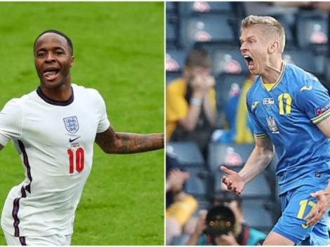 Inglaterra vs Ucrania: cuándo, dónde y por qué canal ver el partido por los cuartos de final de la Eurocopa 2020 en Centroamérica