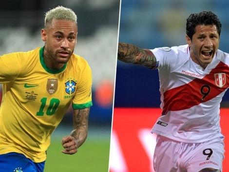 Brasil vs. Perú: cuándo, dónde y por qué canal ver el partido por las semifinales de la Copa América 2021 en Centroamérica
