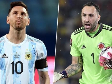 Argentina vs. Colombia: cuándo, dónde y por qué canal ver el partido por las semifinales de la Copa América 2021 en Centroamérica
