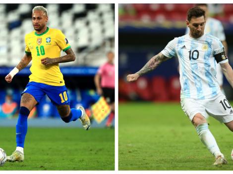 Sigue EN VIVO y EN DIRECTO la final de la Copa América