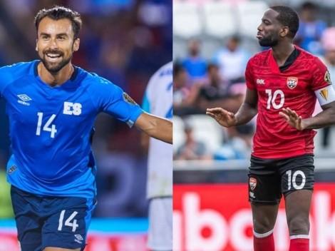 Todos los detalles de El Salvador vs. Trinidad y Tobago