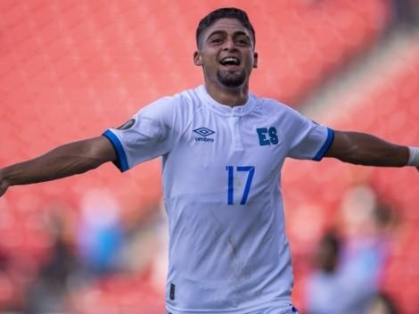 El Salvador clasifica a los cuartos de final de la Copa Oro 2021