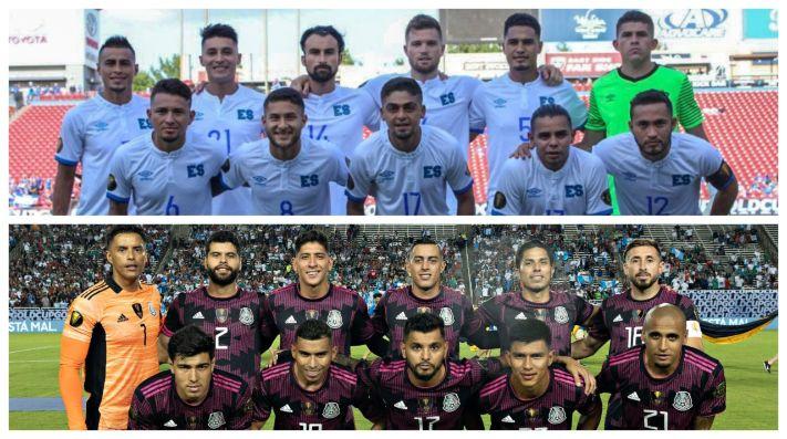 El Salvador vs. México: cuándo, dónde y por qué canal ver el juego por ...