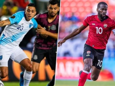 Todos los detalles de Guatemala vs. Trinidad y Tobago
