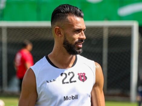 Giancarlo González siempre soñó con regresar a Alajuelense