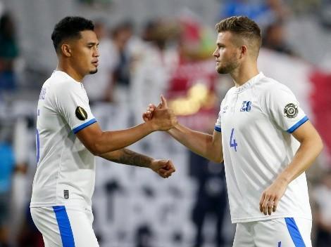 El Salvador jugará un amistoso contra Venezuela