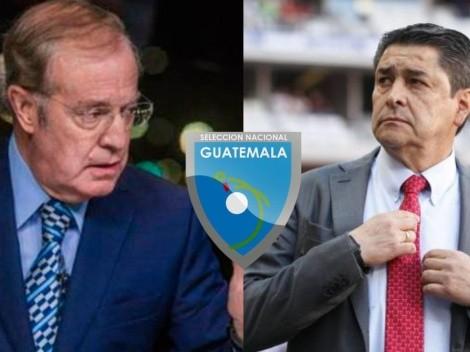 "José Ramón Fernández: ""Guatemala le sacará canas a Luis Fernando Tena"""