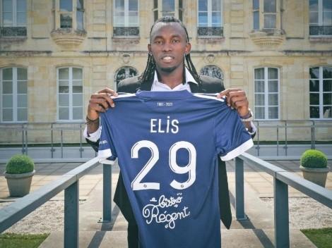 Oficial: Alberth Elis es nuevo jugador del Girondins de Burdeos