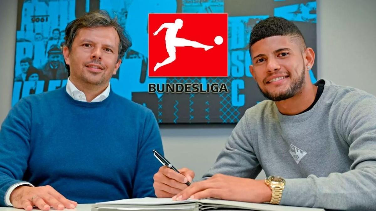 Andrés Andrade llega a la Bundesliga | Fútbol Centroamérica