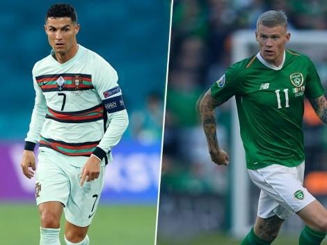 Portugal vs. Irlanda: cuándo, dónde y por qué canal ver el partido con Cristiano Ronaldo por la fecha 4 del Grupo A de las Eliminatorias UEFA