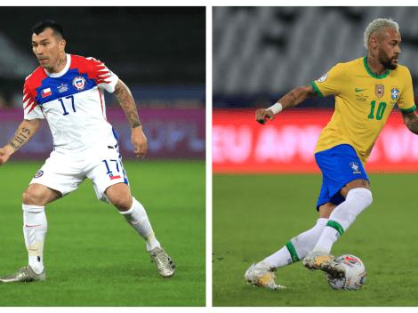 Sigue EN VIVO y EN DIRECTO a Chile vs. Brasil