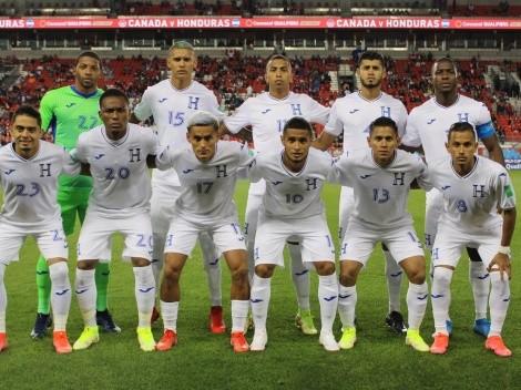 La posible convocatoria de Honduras para la próxima fecha FIFA