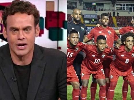El mensaje de David Faitelson para la Selección de Panamá